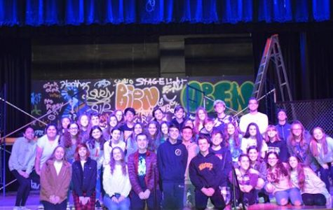 """""""Rent"""" is Wantagh High School's Highest-Quality Theatre Production Yet"""