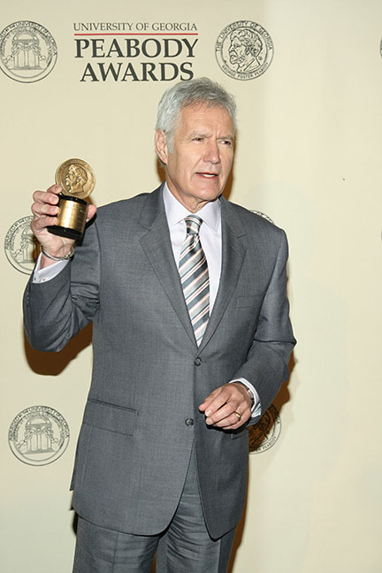 "Alex Trebek Prepares to say Goodbye to ""Jeopardy!"" Viewers"