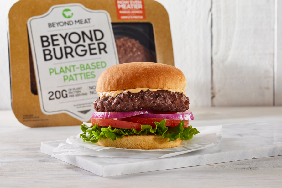2020's Food Trend: Plant-Based Meat