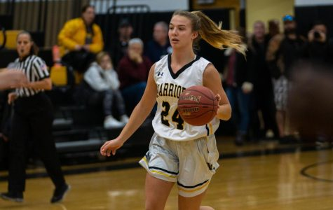 Girls' Basketball Swishes Early Schedule