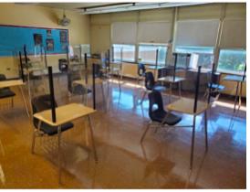 The New Classroom Setup