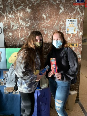 Wantagh Key Club hosts Essential Item Drive to help hundreds of families in need
